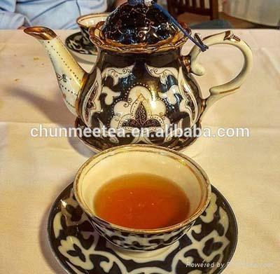 Abeer tea chunmee tea for Uzbekistan 1