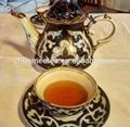 Abeer tea chunmee tea for Uzbekistan