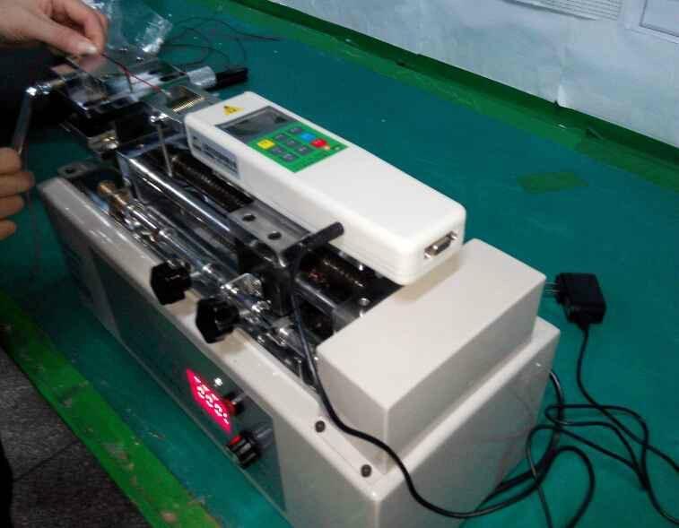 检测金属薄板测力仪FA-500n/50公斤推压双用 1