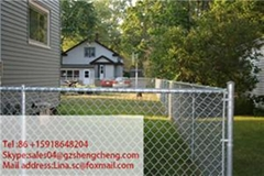 The first choice border area security fence cheap chain link dog kennels