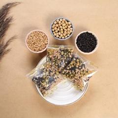 供应耕农谷坊熟黑米可用于现磨成粉批发