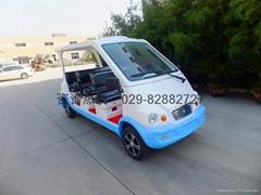 新陽美致MZ-YK08A八座電動觀光遊覽車