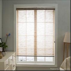 Beautiful Natural bamboo roller blinds wholesale