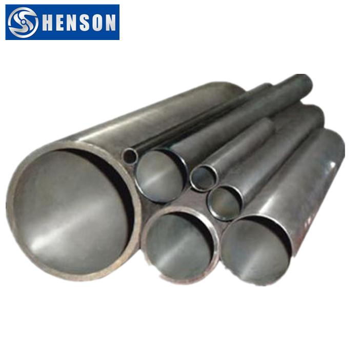 ASTM 1045 1040 1035 1010 NASTM 1045 10on-alloy Black Seamless Carbon Steel Pipe  4