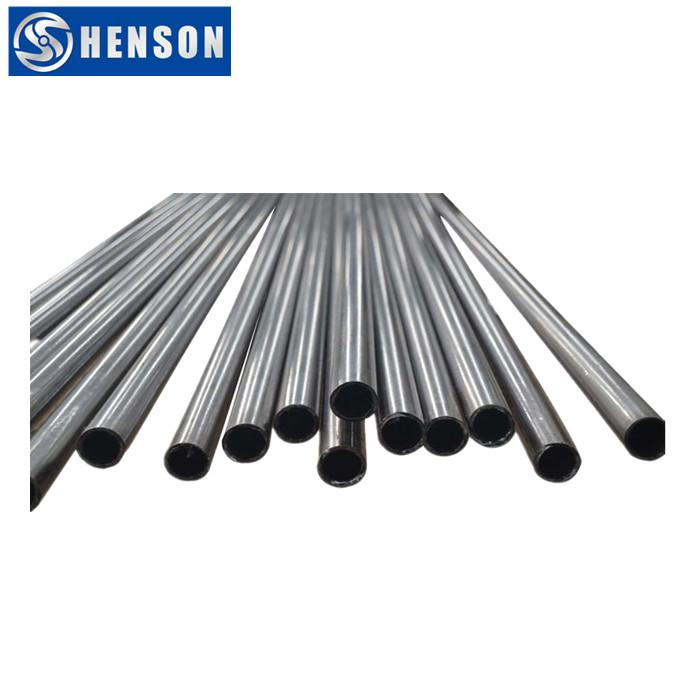 ASTM 1045 1040 1035 1010 NASTM 1045 10on-alloy Black Seamless Carbon Steel Pipe  5