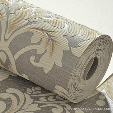 3D inkwash painting 2016 Natural Style non-woven wallpaper of ink wallpaper 1