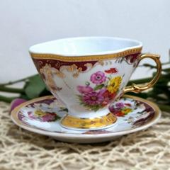 Household dinnerware sets ceramic coffee