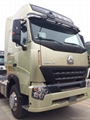 CNHTC HOWO SERIES TRACTOR TRUCK 2