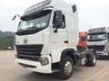 CNHTC HOWO SERIES TRACTOR TRUCK 3