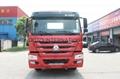 SINOTRUK HOWO 6X2 tractor truck