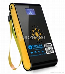 Portable Power Bank with Bluetooth Speakers D99