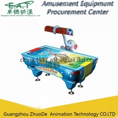 Table hockey game machine for both kids and adult ,