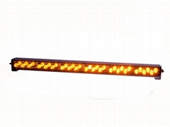TRAFFIC WARNING LIGHT BAR LED EMERGENCY LIGHT FOR AMBULANCE AND POLICE VEHICLE