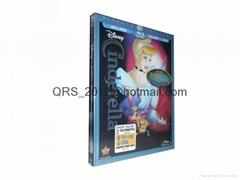 Cinderella  [Blu-ray+DVD]