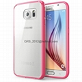 "Galaxy S6  Case,[Scratch Resistant]i-Blason ""Clear""[Halo Series] Samsung"
