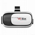 3D VR Box 2nd Virtual Reality Glasses