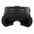 3D VR Box 2nd Virtual Reality Glasses Cardboard Movie Game for Samsung IOS New