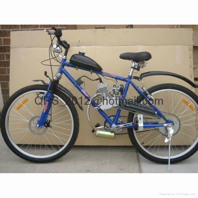 80cc 2 Stroke Engine Motor Kit For Motorized Bicycle Bike