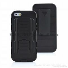 Future Hybrid R   ed Armor Kickstand Holster Belt Clip Hard Case Cover For Phone