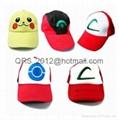 Pokemon Go Cap Baseball Hat Team Mystic InstInct Valor  Cosplay