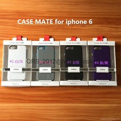 Case-Mate Tough Rugged Rear Case Cover for iphone 6 plus