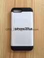 Galaxy Note 7 Phone Case, Spigen¨Card Holder Shock Absorption