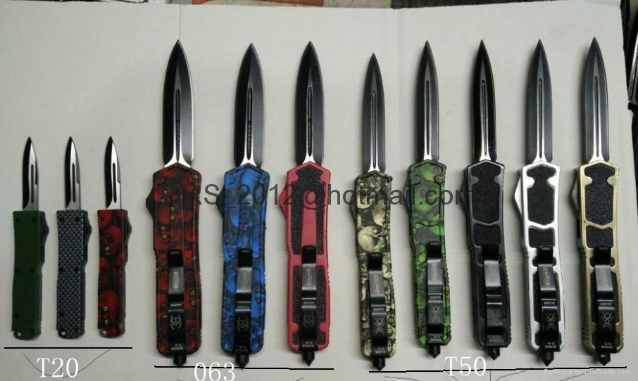 Microtech Ultratech Knife 3
