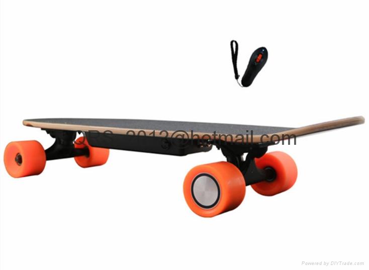 ( UL2272 ) Airwheel M3 Motorized Moped Electric Skateboard Scooter 4 Wheels 5