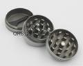 chromium crusher Metal grinder 4 layer Dia 40/50mm smoke detector grinder 2