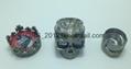 chromium crusher Metal grinder 4 layer Dia 40/50mm smoke detector grinder 5