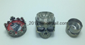 chromium crusher Metal grinder 4 layer Dia 40/50mm smoke detector grinder