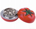 chromium crusher Metal grinder 4 layer Dia 40/50mm smoke detector grinder 8