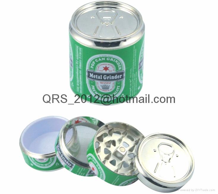 chromium crusher Metal grinder 4 layer Dia 40/50mm smoke detector grinder 11