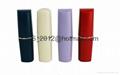 Lipstick Shape Pill Box WaterProof Aluminum Pill Case Bottle Holder Container