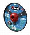 "Orbitrim No String Steel Solid Head Gas Trimmer New 11"" U244"