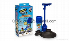 Plumbers Hero Kit 20 Uses In Every Can Opens/Unclogs Drains - As Seen On TV (Hot Product - 1*)