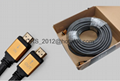 PREMIUM HDMI CABLE 100FT For BLURAY 3D DVD PS3 HDTV XBOX LCD HD TV 1080P V2.0
