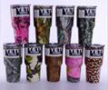 Yeti YRAM30 Powder Coated 30oz Rambler 7