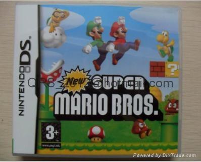 New Super Mario Bros. DS /DSi game