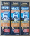 Oral B Tri Zone Replacement Brush Heads