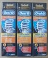 Oral B Tri Zone Replacement Brush Heads EB30-4