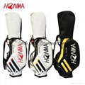 Honma Japan Golf Carry Caddy Bag