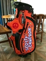 Scotty CameronOrange Pin Flag Golf Stand Bag Circle T CT Tour Dog Mint