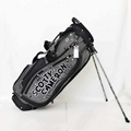 Scotty Cameron Black Stand Bag Circle T CT Holiday Release