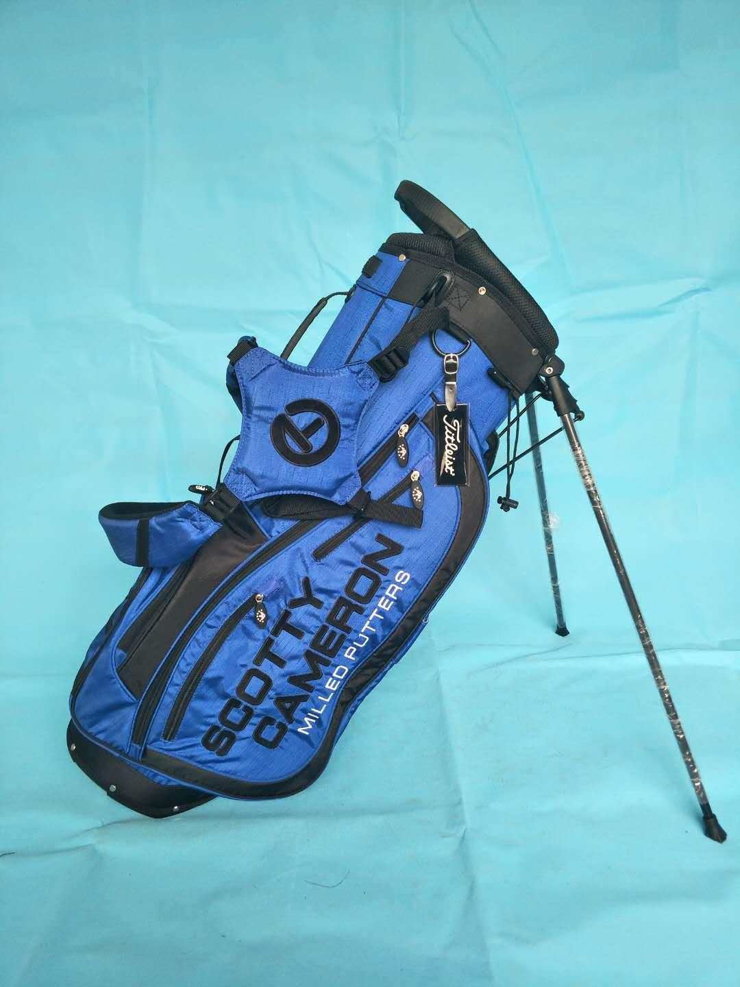 Scotty Cameron Blue Stand Bag Circle T CT Vegas Release