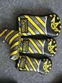 2018 Scotty Cameron Caution Stripe Sunshine Yellow Driver Headcover