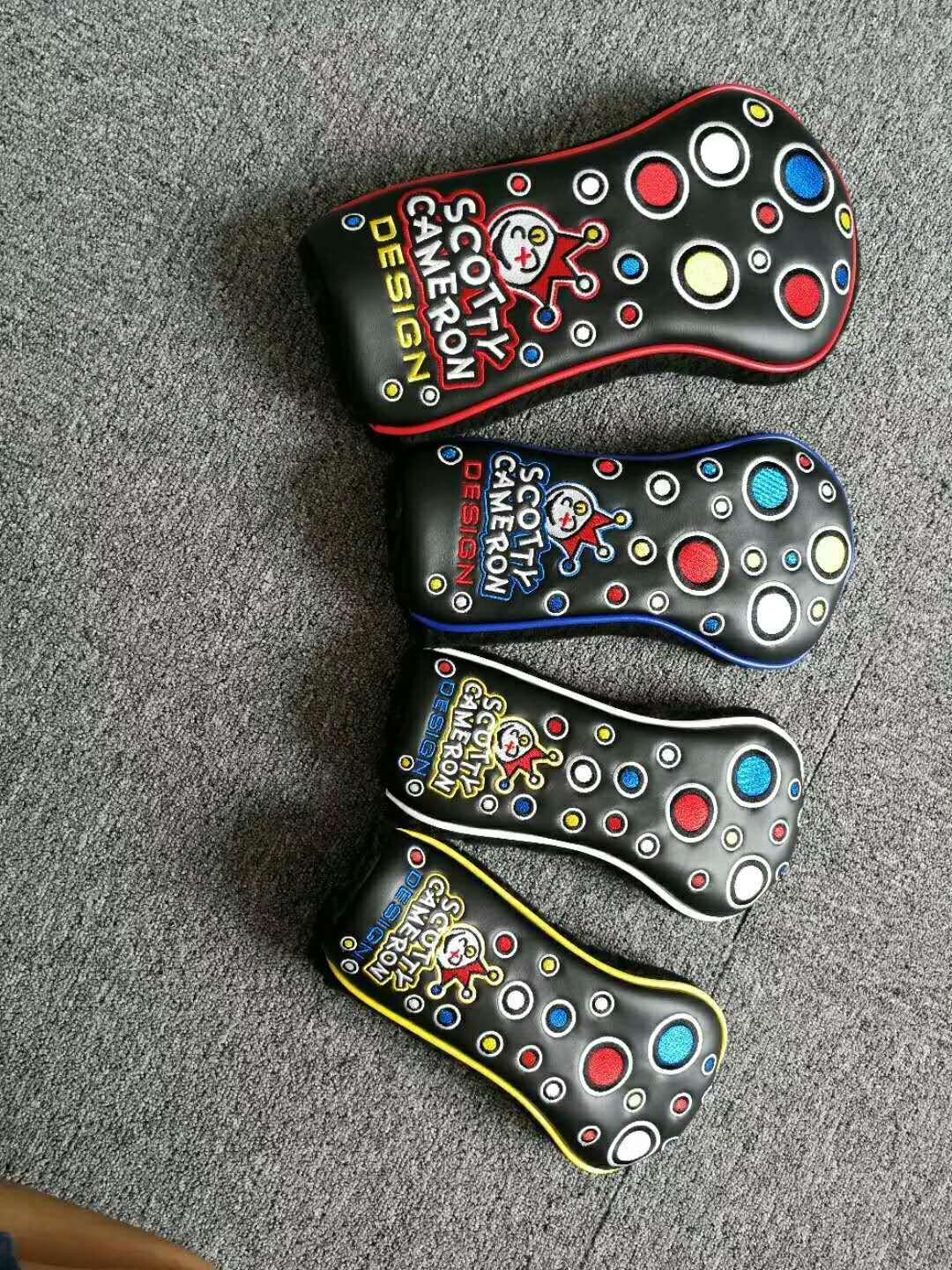 Scotty Cameron Design Jackpot Johnny Blade Driver/Fairway Wood/ Utility Wood/Hydrid/ PutterCover