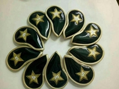 Star Golf Club Iron Covers Headcovers
