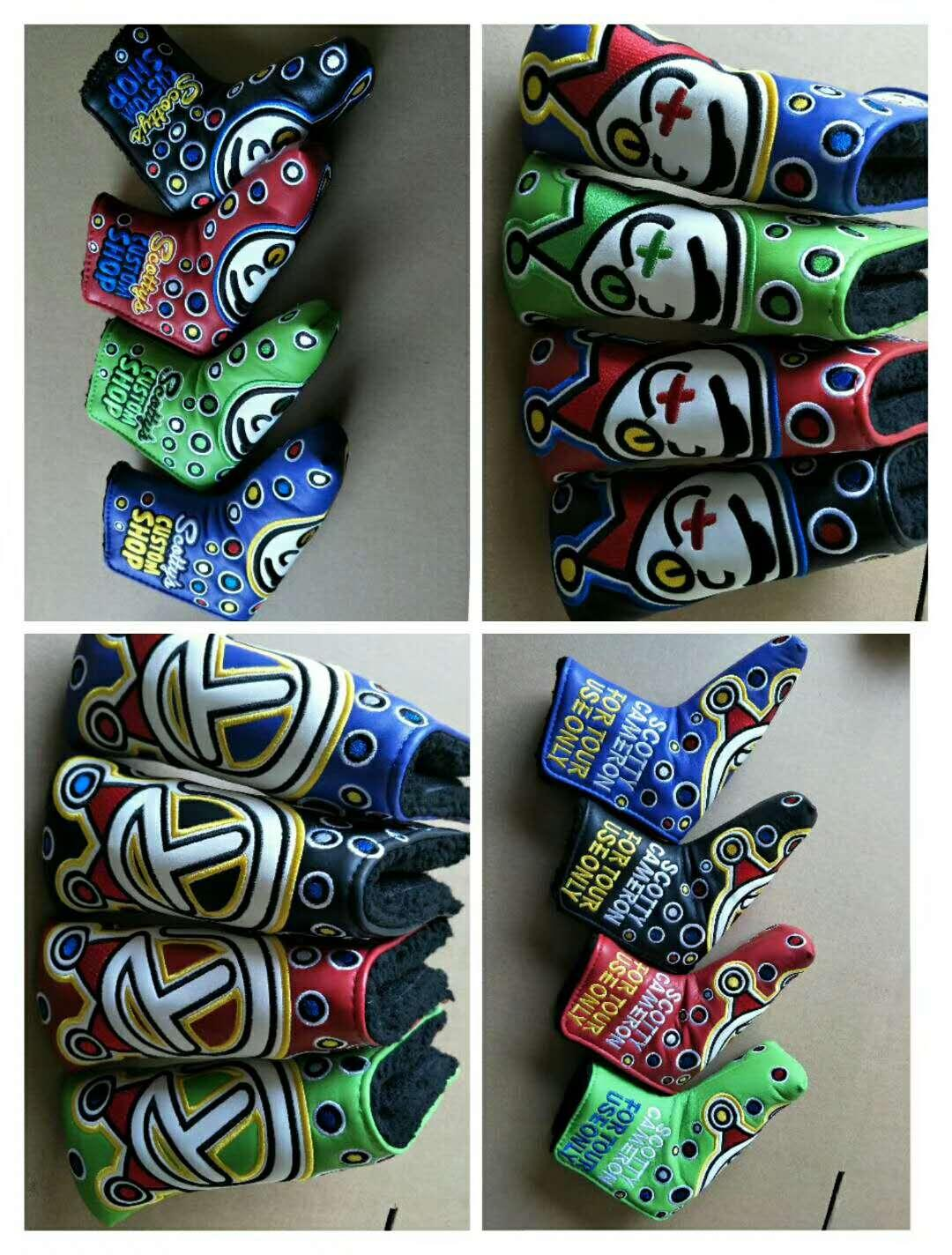 Scotty Cameron Jackpot Johnny Putter Headcover