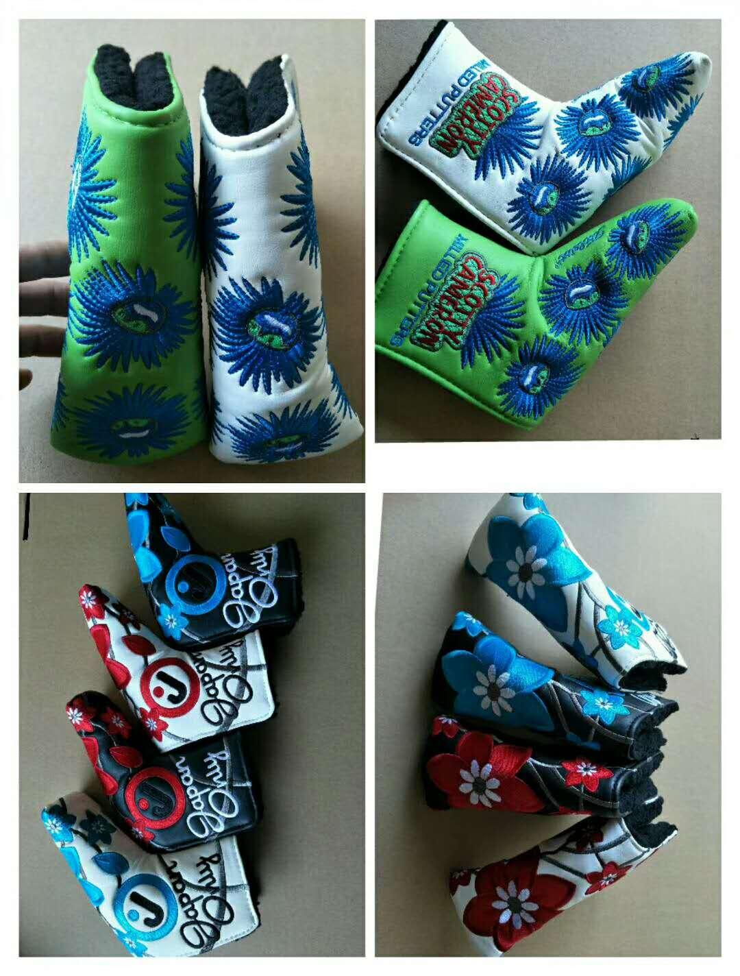 Scotty Cameron Japan Only Putter Headcovers